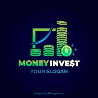 Logo de l'argent pour l'entreprise