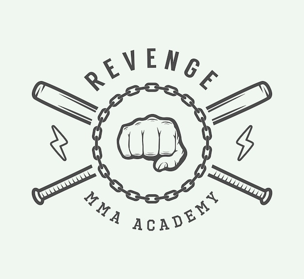 Logo d'arts martiaux
