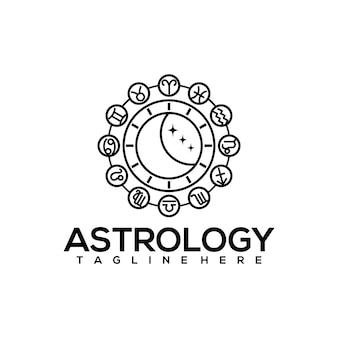 Logo de l'astrologie