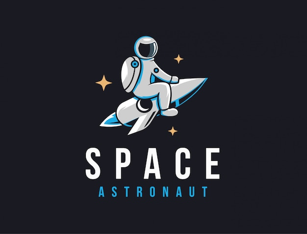 Logo astronout