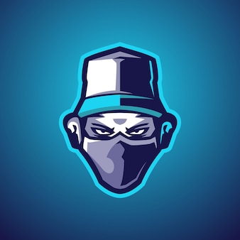 Logo de bad boy esports