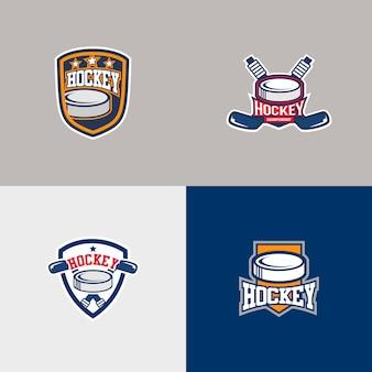 Logo badge sportif