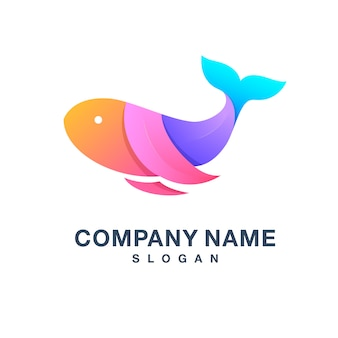 Logo de la baleine