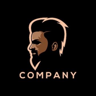 Logo barbe