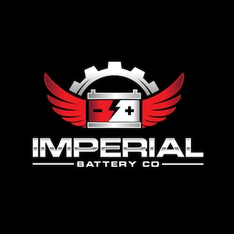 Logo de la batterie