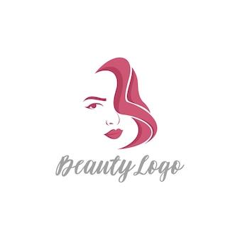 Logo de beauté