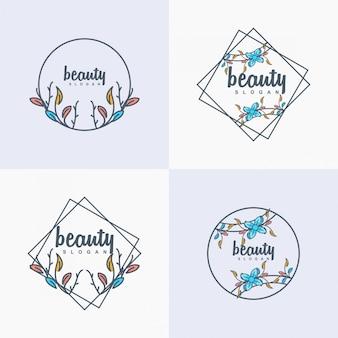 Logo beauté
