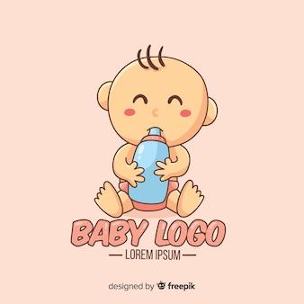 Logo bébé