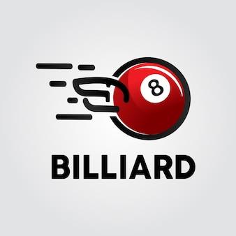 Logo de billard