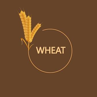 Logo de blé