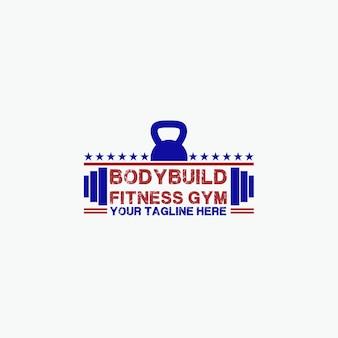 Logo de bodybuild