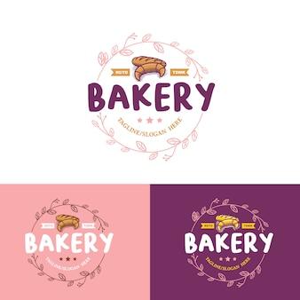 Logo de boulangerie élégant