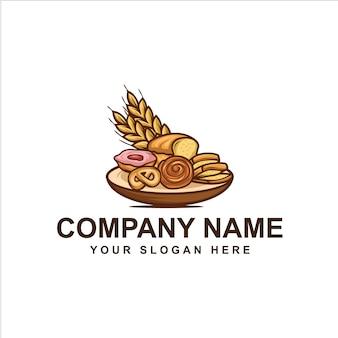 Logo de boulangerie