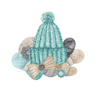 Logo de la boutique de crochet