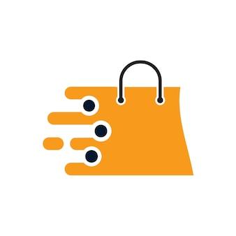 Logo de la boutique rapide