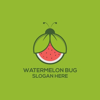 Le logo bug de watermelon