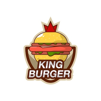 Logo de burger king