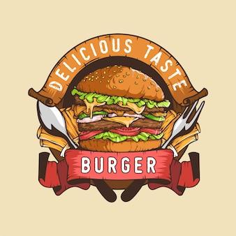 Logo de burger