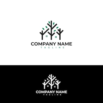 Logo de la cabane dans les arbres
