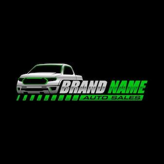 Logo de la camionnette