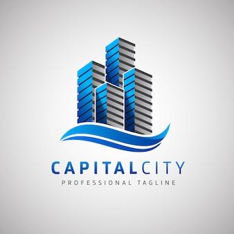 Logo de la capitale de l'immobilier
