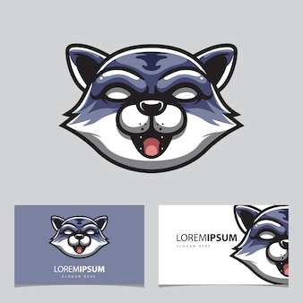 Logo cat head e sport