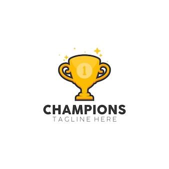 Logo des champions