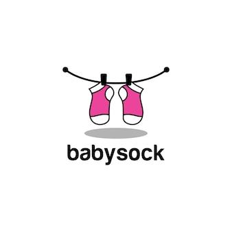 Logo de chaussettes