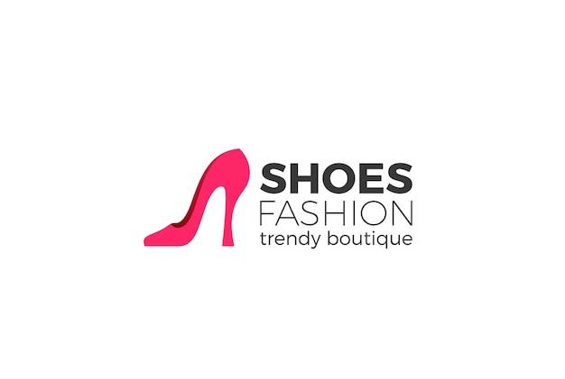Logo de la chaussure.