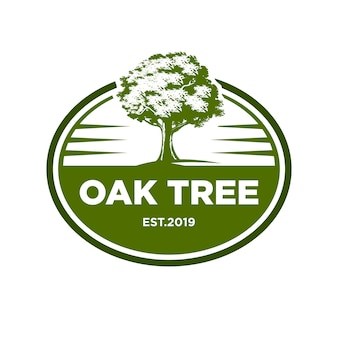 Logo de chêne
