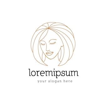 Logo de cheveux