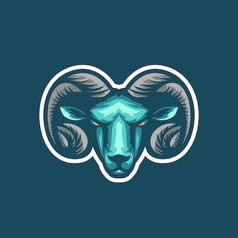 Logo de chèvre