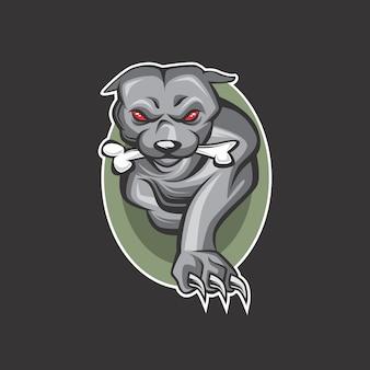 Logo de chien