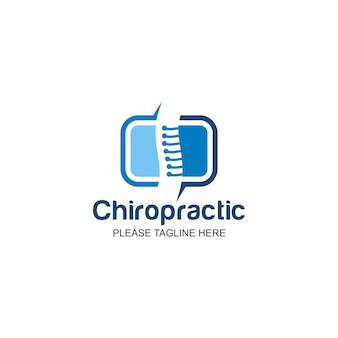 Logo chiropratique
