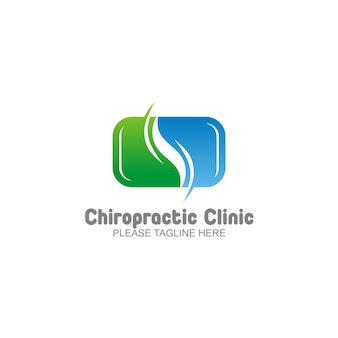 Logo de la clinique chiropratique