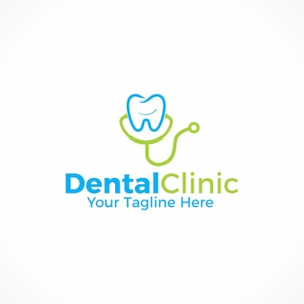 Logo de la clinique dentaire
