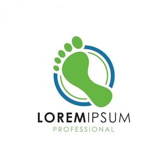 Logo clinique du pied