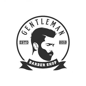Logo de coiffeur