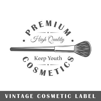 Logo cosmétique.