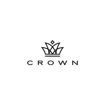 Logo de la couronne