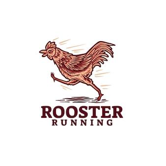 Logo de course de coq