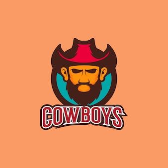 Logo cowboy