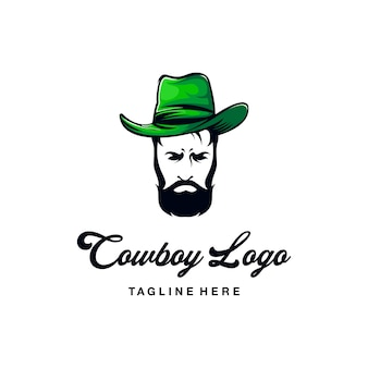 Logo de cowboy