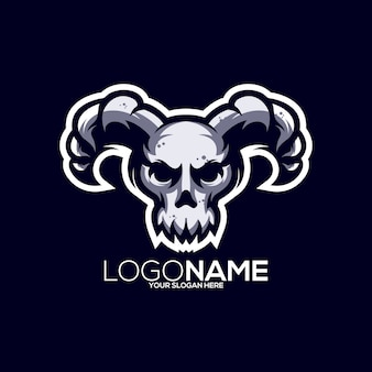 Logo de crâne