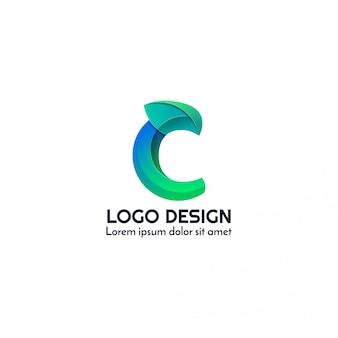 Logo créatif de la lettre