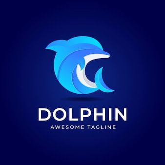 Logo de dauphin