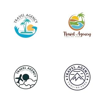 Logo de l'agence de voyage