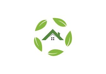 Logo de la maison verte