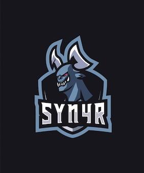 Logo demon sports