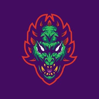Logo dragon msscot